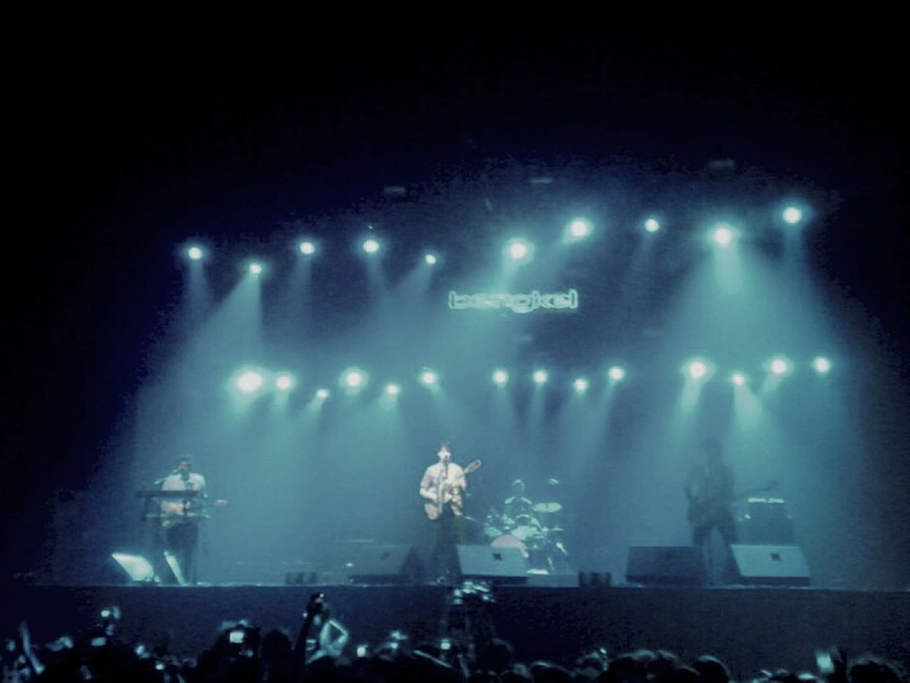 Bandswelove Vampire Weekend live in Jakarta, 2009