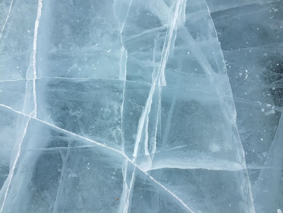 Ice Blue Ice Iced Backgrounds Water Full Frame Close-up Pattern Textured  Abstract No People Nature Indoors