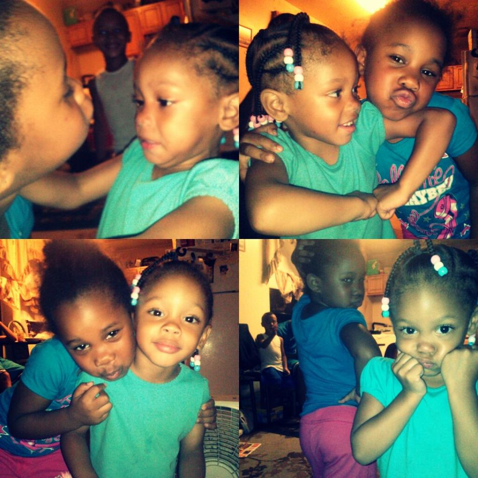 My Nieces ♥