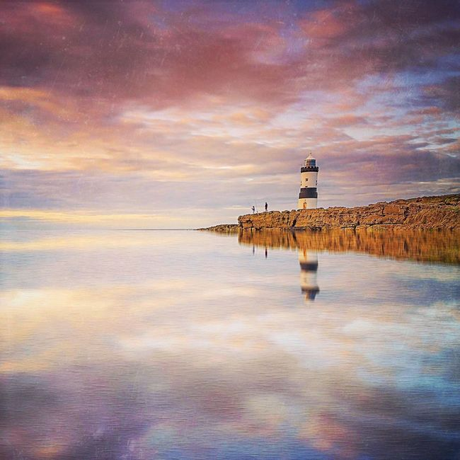 Sea Fisherman Lighthouse Scenics Tranquil Scene Waterfront Reflection Cloud Reflections Sea And Sky Seascape Beauty In Nature Sea Fishing Atmospheric Mood EyeEm Masterclass Landscape People And Places Cloudscape Skyporn Idyllic Seaside Fishing Lighthouse_lovers Sea View Sea Reflections Tranquility Sunset Sea Sunset