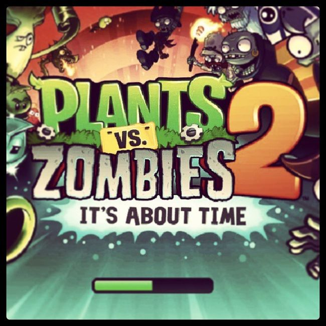 It's my time. Haha Pvz2 Android Boredtodeath Restday