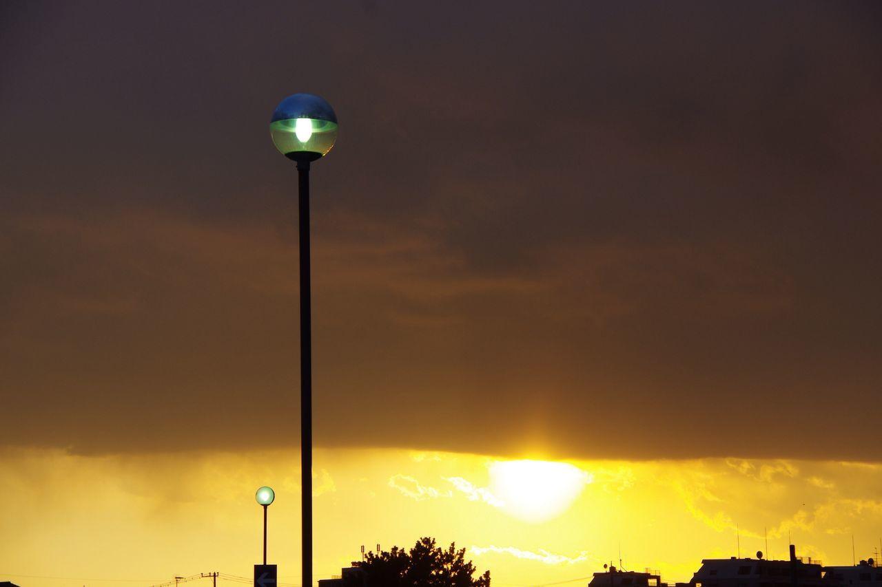 おつかれさま。 Sunset Afterglow Twilight 夕暮れ時 Pentax K-3