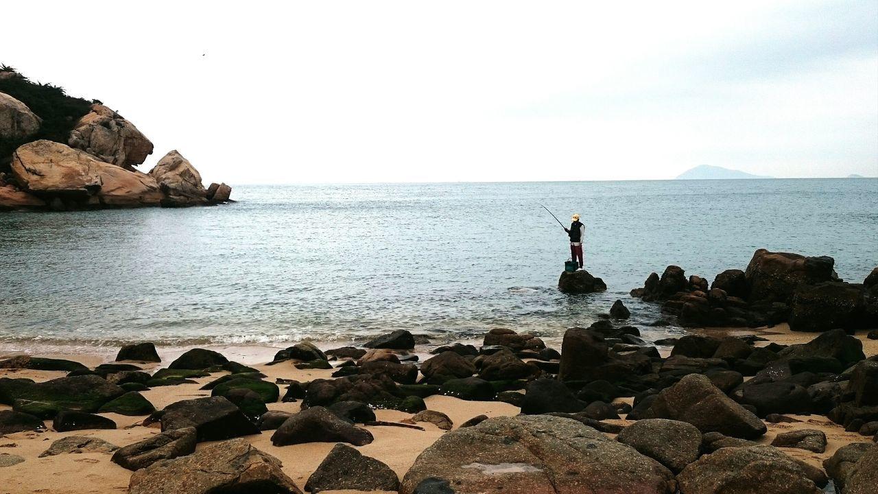Beautiful stock photos of engel, Anticipation, Beach, Clear Sky, Copy Space
