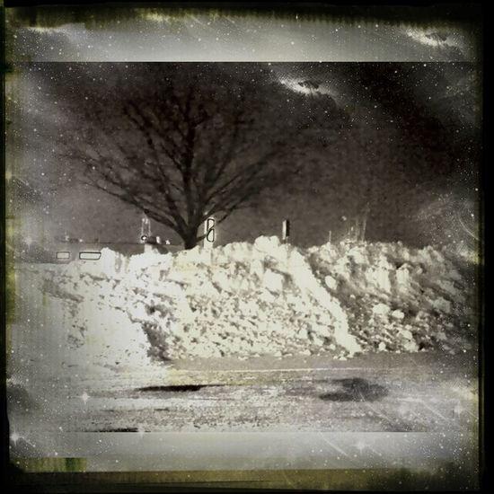 enough snow. Eyeem Snow Snow Mountain Black And White Winter Winter 2013-2014♥