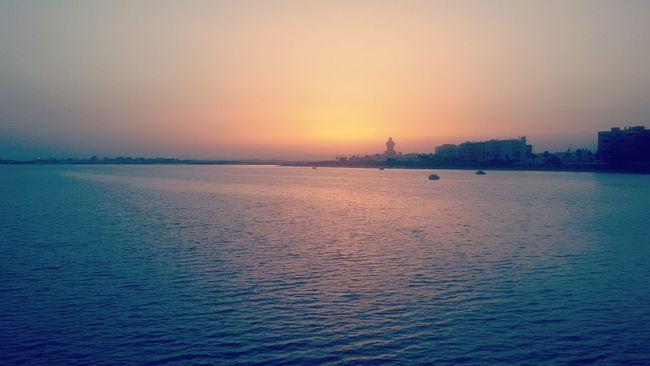 Life Is A Beach Walking Alone... Pirate Girl Summer Days Isla Cristina