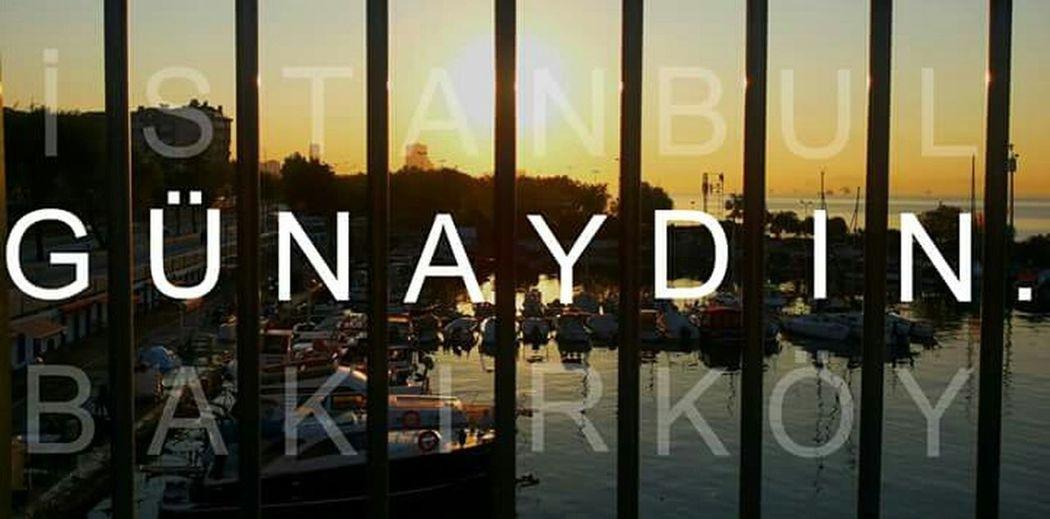 Bakirkoycoast Bakirkoy Bakirkoysahil Babawest34 Goodmorning :) Istanbul City From Turkey