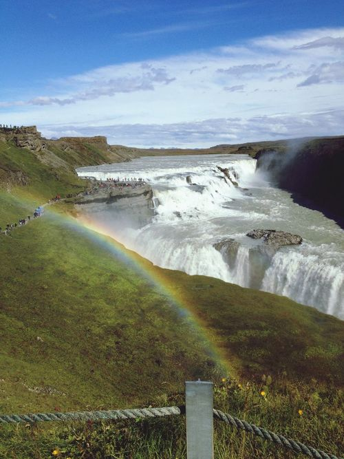 What Does Peace Look Like To You? Iceland Ilovewaterfalls