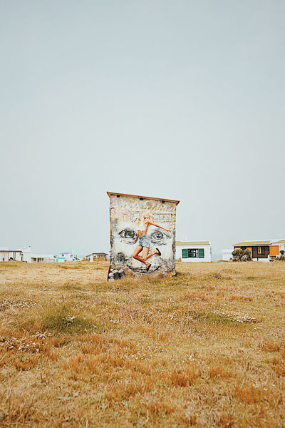 Abandoned Cabo Polonio Copy Space Damaged Day Landscape No People Outdoors Uruguay