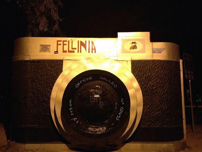 Fellini Park Sightseeing Camera