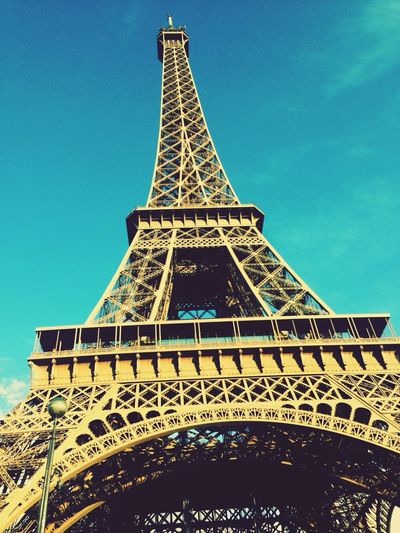 Tour Eiffel Sightseeing Historical Sights Cityscapes