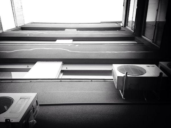 Balcon Domingo Calor Aire