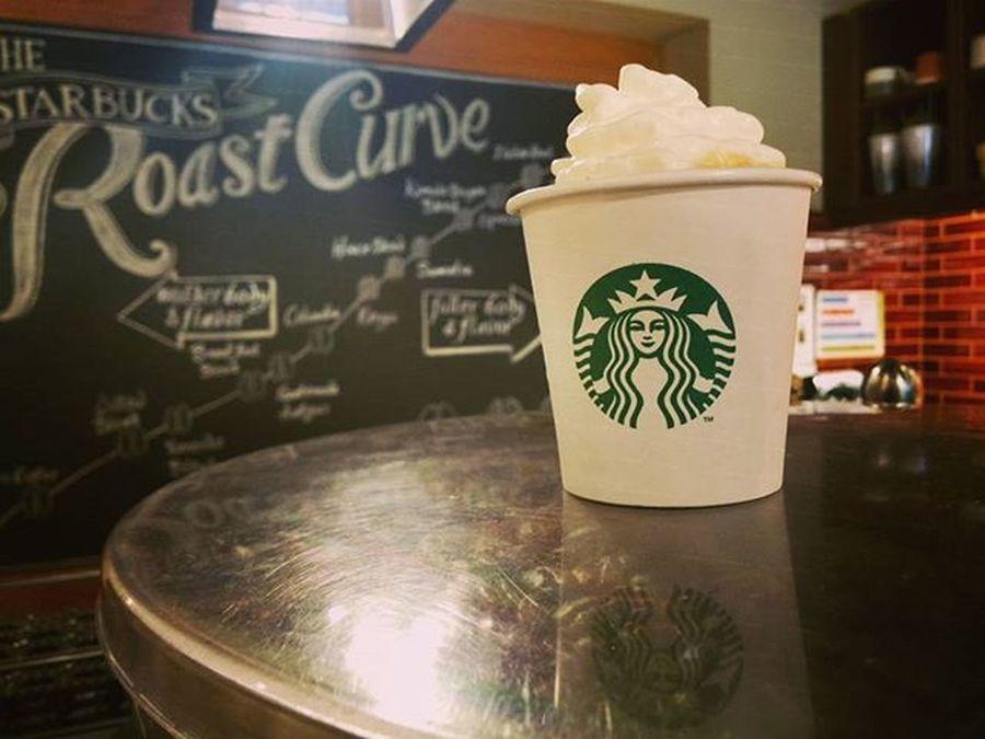 Good, Good morning :) Espresso Panna Coffee Goodmorning StarbucksMexico