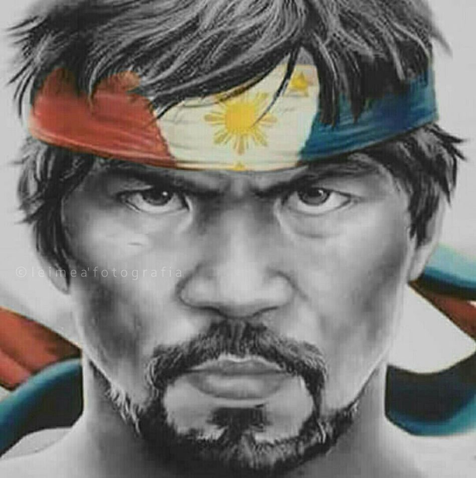 Our champ wins the heart, Mayweather wins the title. The people's champ and bravest fighter, thank you Pacman! Teampacquiao ParaSaBayan Pinoychamp Maypac ArtWork Hdr_edits Colorsplash Editedbyme Leimeafotografia Eyeem Philippines 💪✊👏👏👏