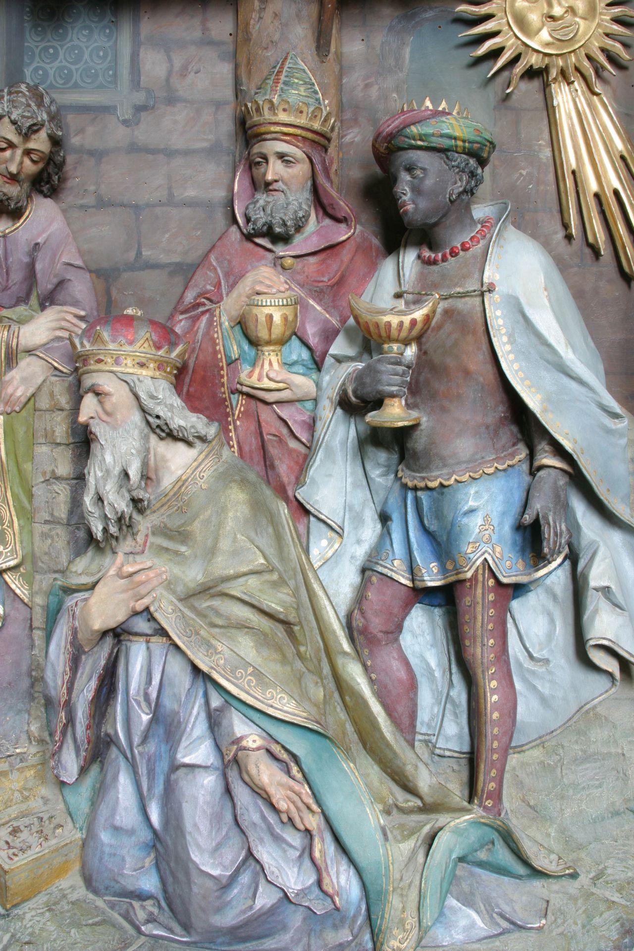 Biblical Magi Adoration Birth Christmas Creche Epiphany Faith God Holy Jesus Kings Magi Manger Men Nativity Peace Religion Religious  Saint Scene Spiritual Wise