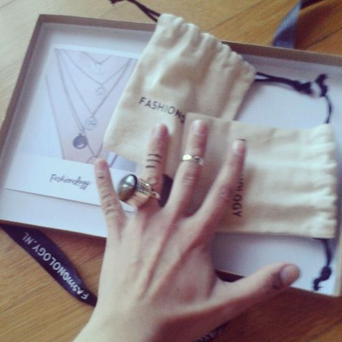Rings !!!!!!!!!!!! Tiger eye casing ring silver & Above the knuckle ring big silver Fashionology Rings Jewellery Love happy