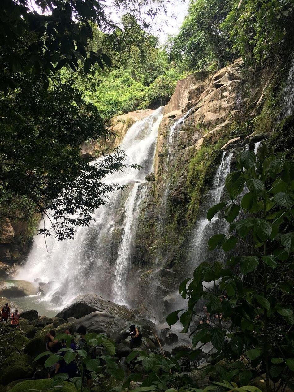 Garu'g Waterfall Nature Waterfall Beauty In Nature Outdoors Kampung Kidding Padawan Kuching#borneo#sarawak Kuching, Sarawak