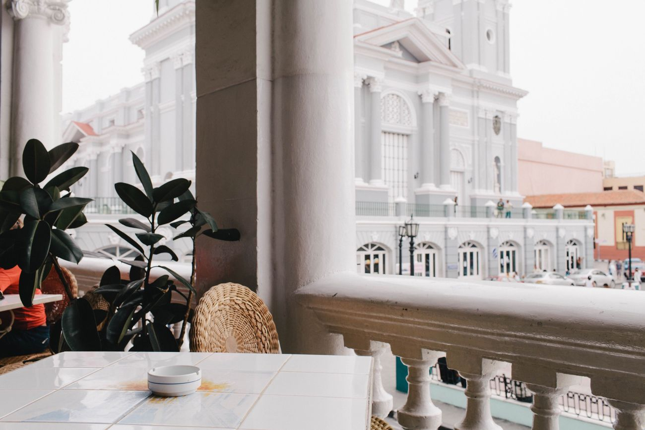 City Streetphotography VSCO Cuba Indoors  Architecture Window Table Houseplant Modern Arrangement The Week On EyeEm
