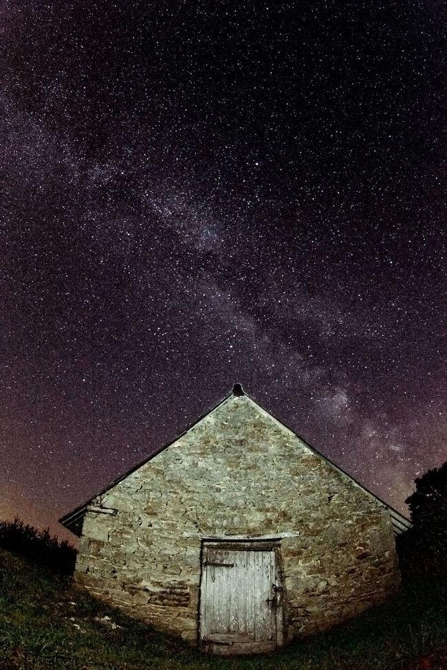 Landscape Milky Way Milkyway Milkyway,sky,star,landscape,night Milkywaygalaxy Nocturna Nocturne Via Lactea