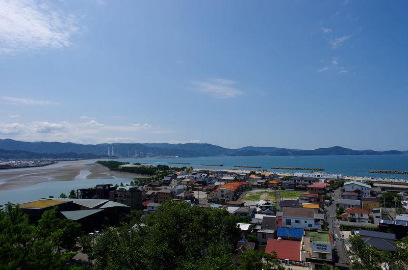 暑い!暑すぎる (*_*) 天狗山から暑中お見舞い申し上げます。 Wakayama-shi Summer Landscape_lovers Beach From My Point Of View EyeEm Nature Lover Taking Photos Pentax K5ll