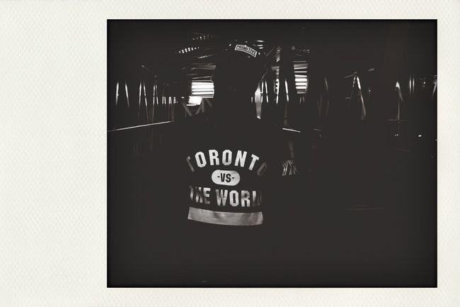 CN Tower - Toronto Blackandwhite Photography Black & White Monochrome