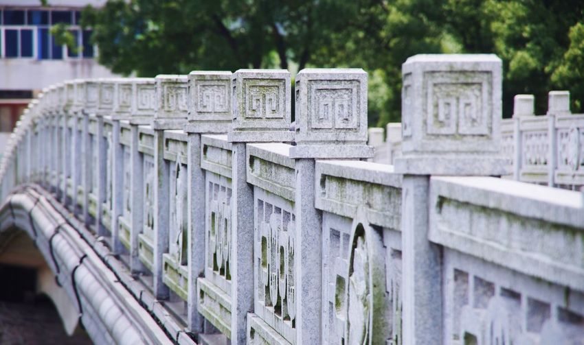 The brige in China