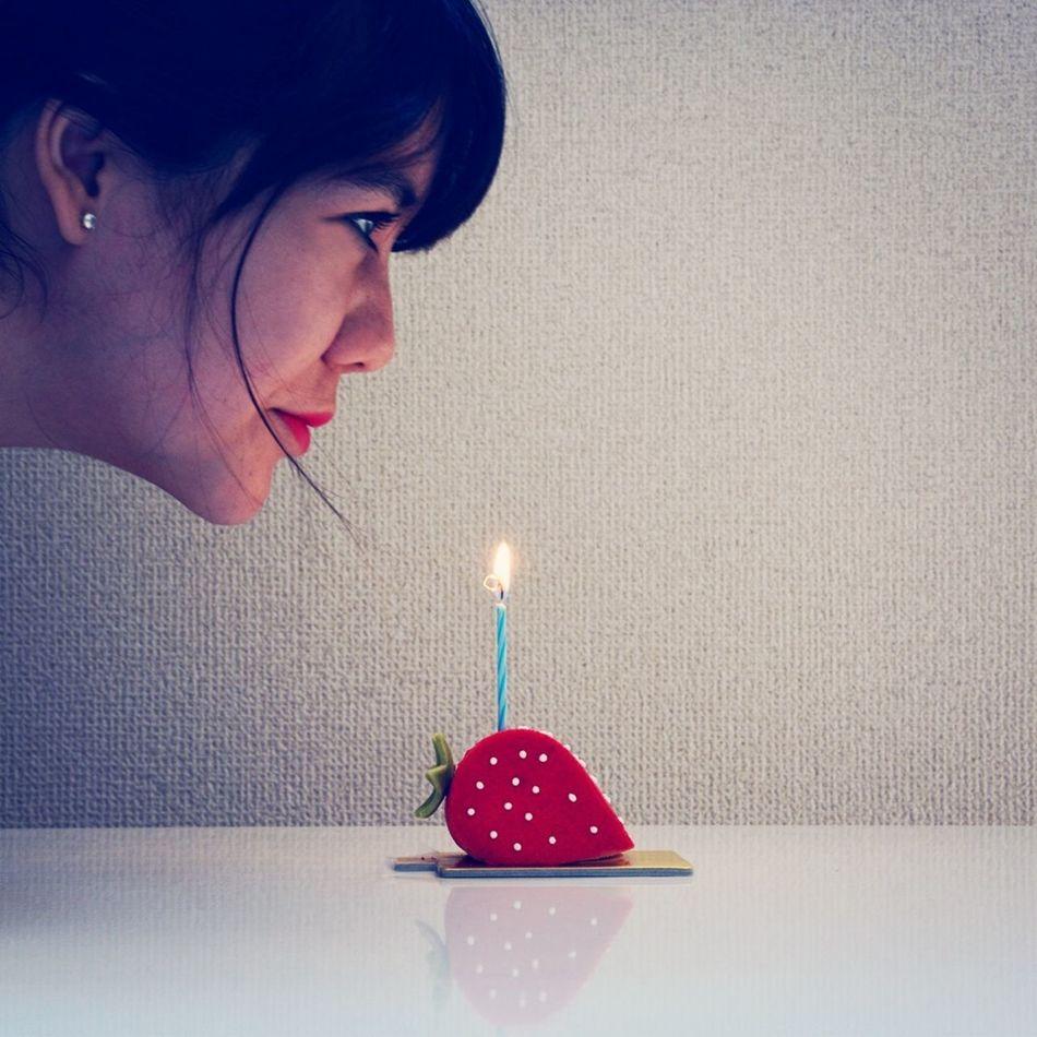 Beautiful stock photos of birthday cakes, Asian Ethnicity, Beautiful Woman, Birthday, Birthday Cake