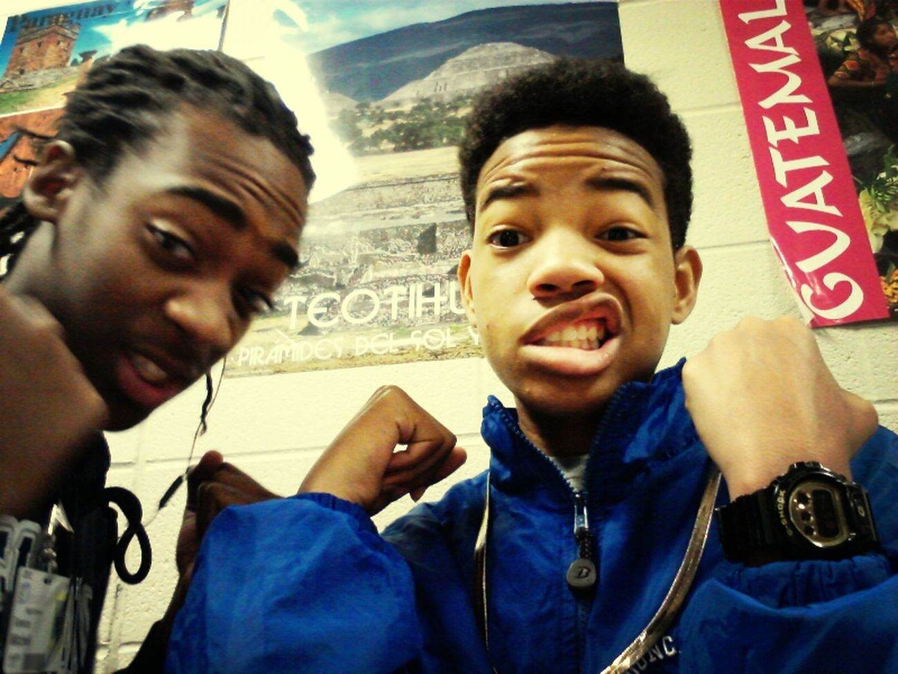 Me Nd My Nigga Tariq