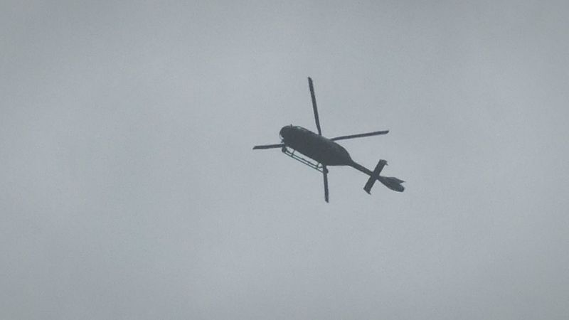 Police Helicopter Helicopter
