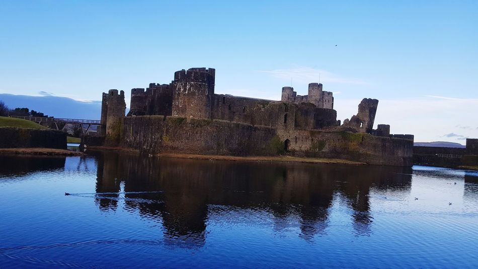 Castles Reflection Architecture Business Finance And Industry Sky Water Building Exterior Outdoors