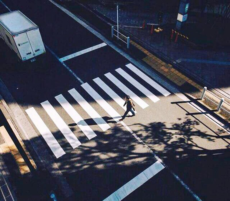 Sad Walking Around The City  Alone...