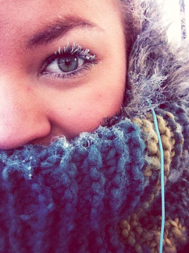 ⛄️ Freezing Finland Cold