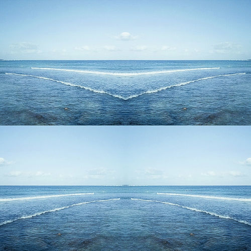 """El tiempo disipa dudas"" Relaxing Escaping Beauty Landscapes Photography Photographer Artistic Beaty Landscape Color Portrait Traveling Beach Life Beachphotography Playadelcarmen"