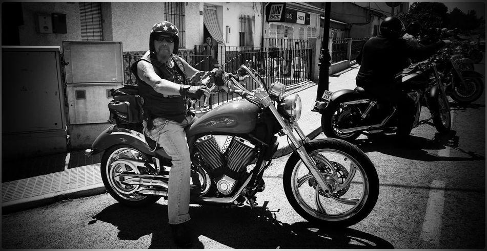 My Smartphone Life Blackandwhite B&W Portrait Snapshots Of Life Harleydavidson