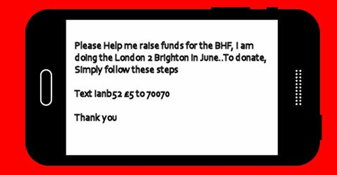 Charity British Bhf