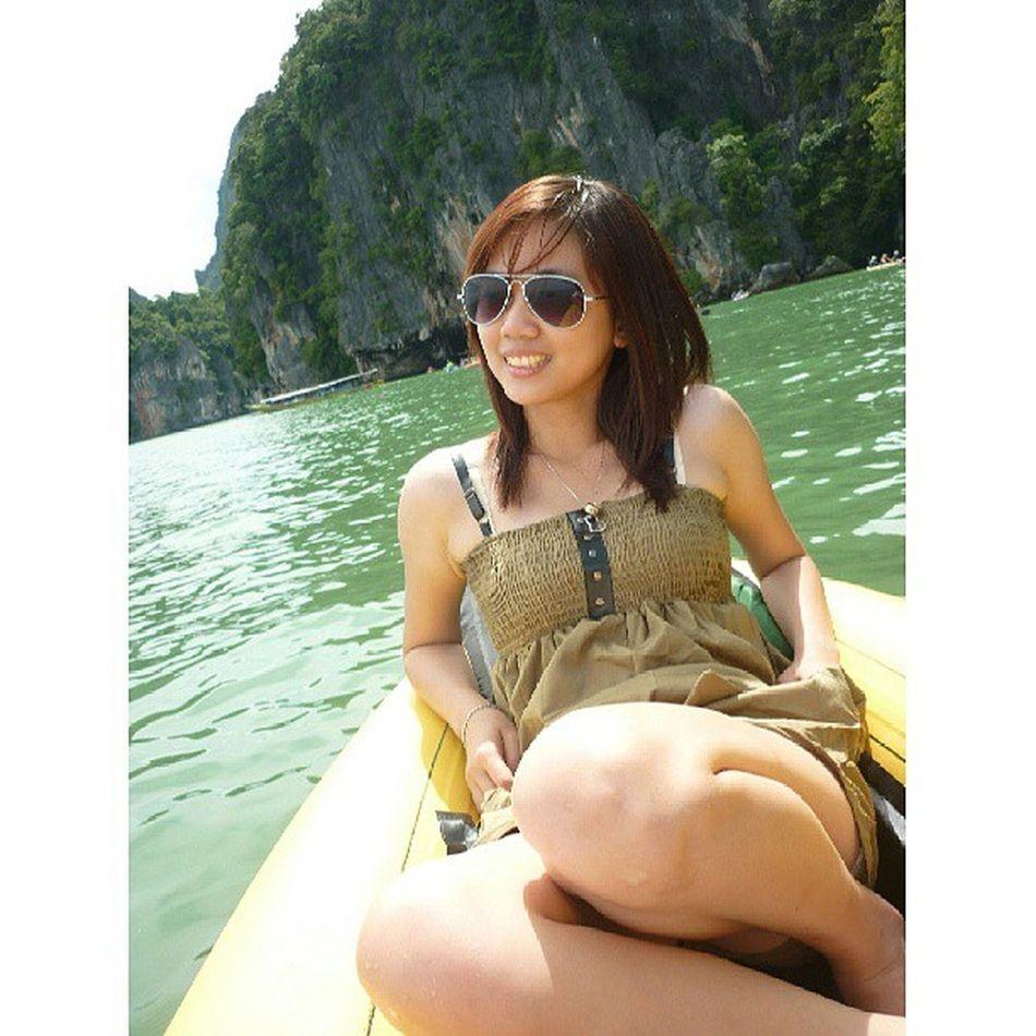 The way i'm Fat n on my Vacation trip Khopihiphi Phuket