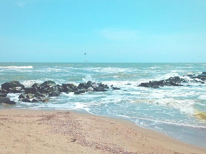 Sea Seaside Wave Waves, Ocean, Nature Seascape Sea View Pastel Power Vacation Time Recreational Pursuit Backgrounds Relaxing Moments Yeah Springtime! Stones Spring Swimming Stormy Weather Sea And Sky Sea_collection Seaview