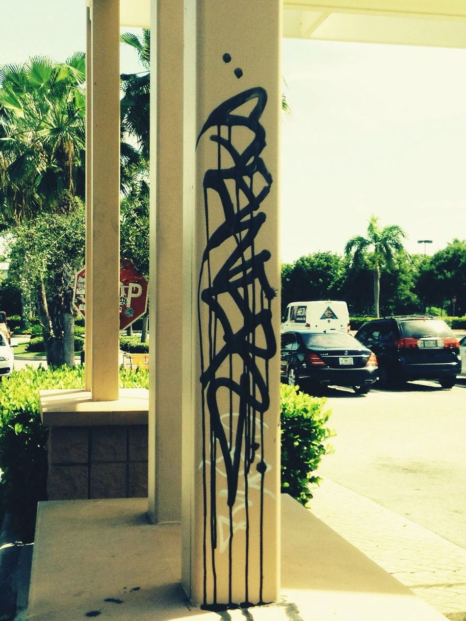 Street Art Tagging