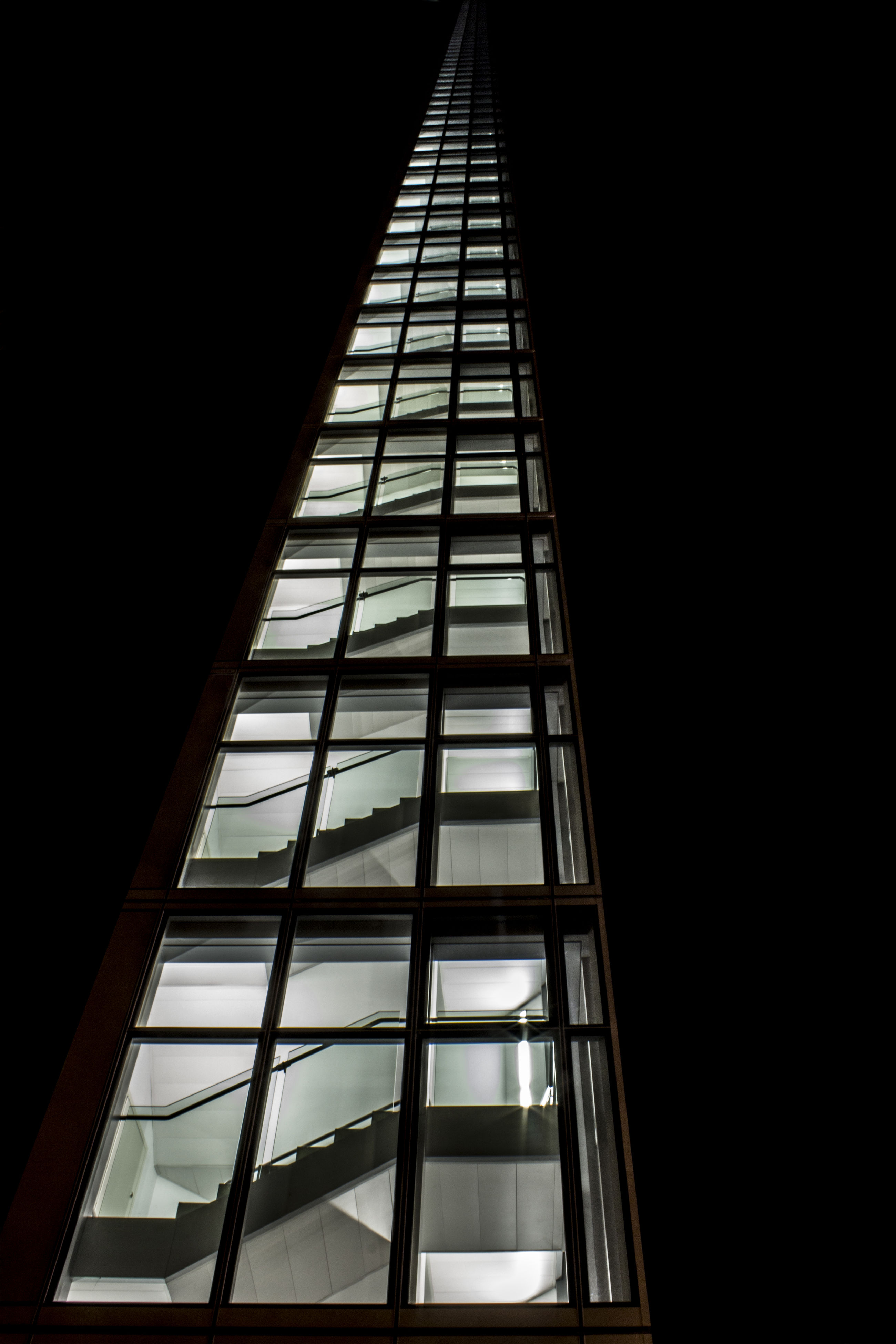 window, low angle view, architecture, built structure, no people, building exterior, indoors, day, modern