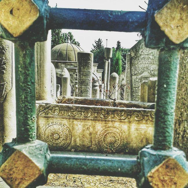 Çok bıkarsan hayattan bir mezarlığa git ölüler iyi bilir yaşamak güzeldir.