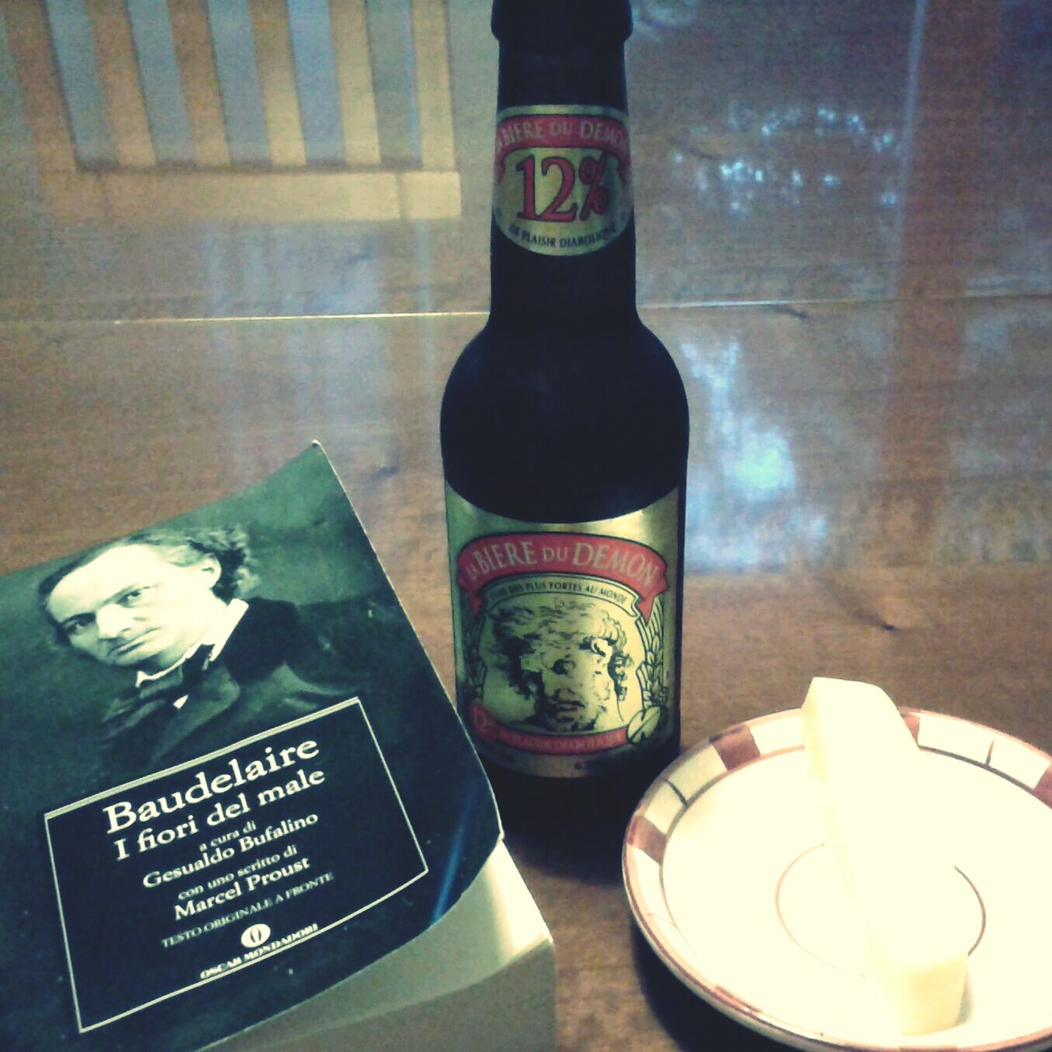 Made In France La Bière Du Demon Formaggio Charlesbaudelaire
