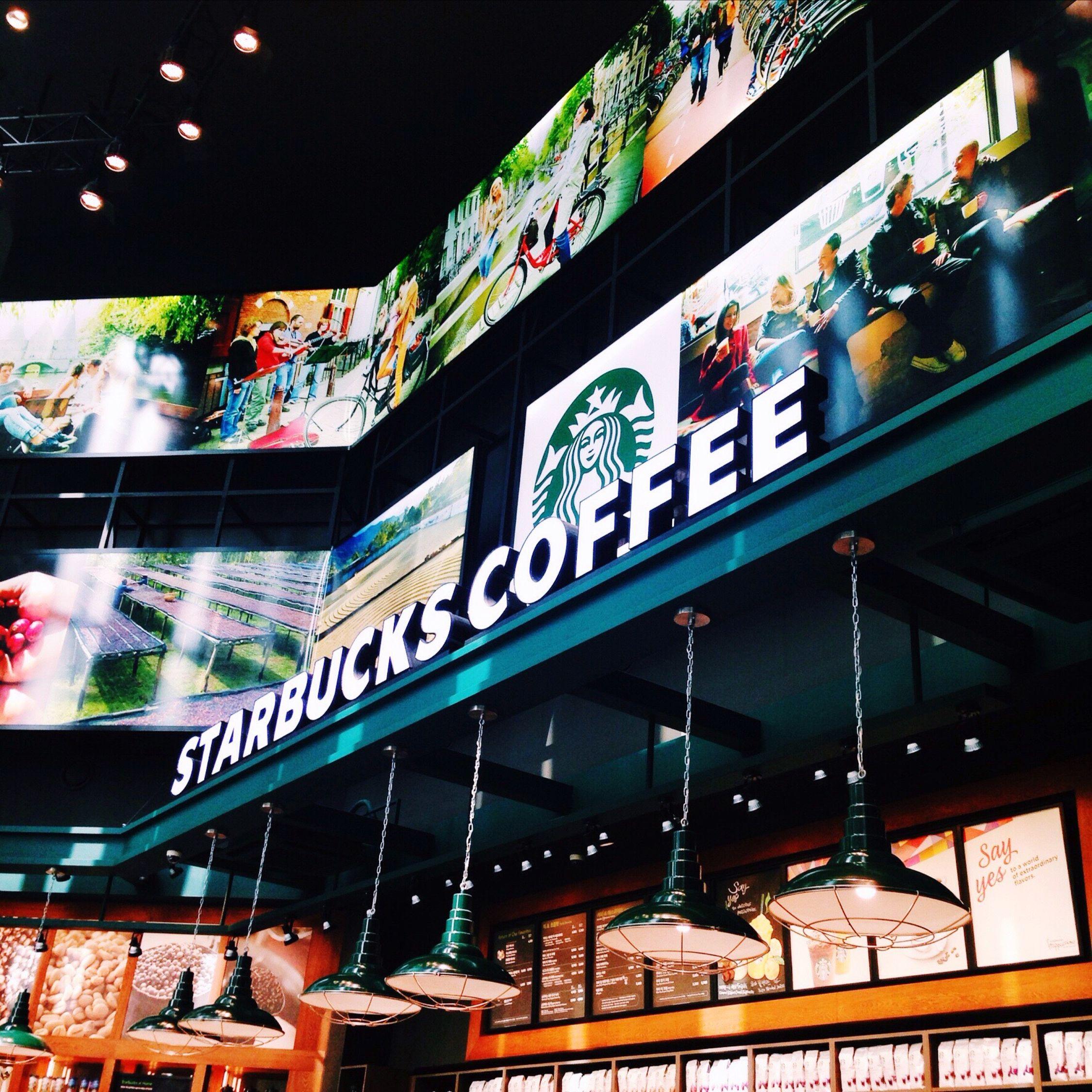 Starbucks Coffee Cafe Seoul