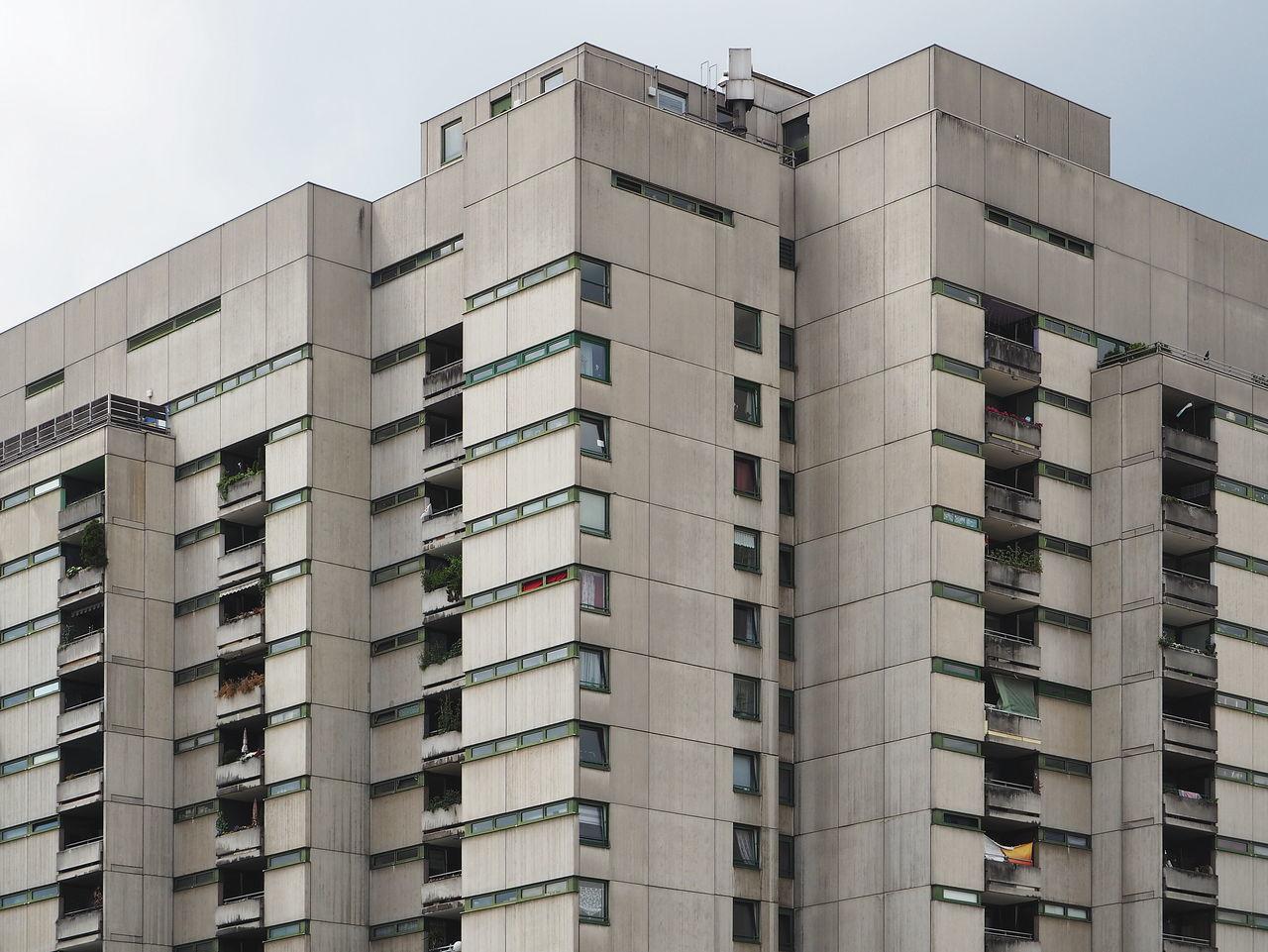 Apartment Architecture Building Exterior Built Structure Highrise Highrise Architecture Modern Windows