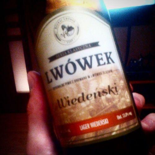Piwo Beer Lwówek Wiedeński lager wiedeń
