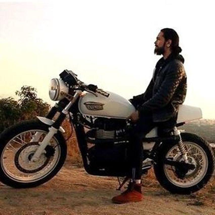 Tom Tomkaulitz Bike