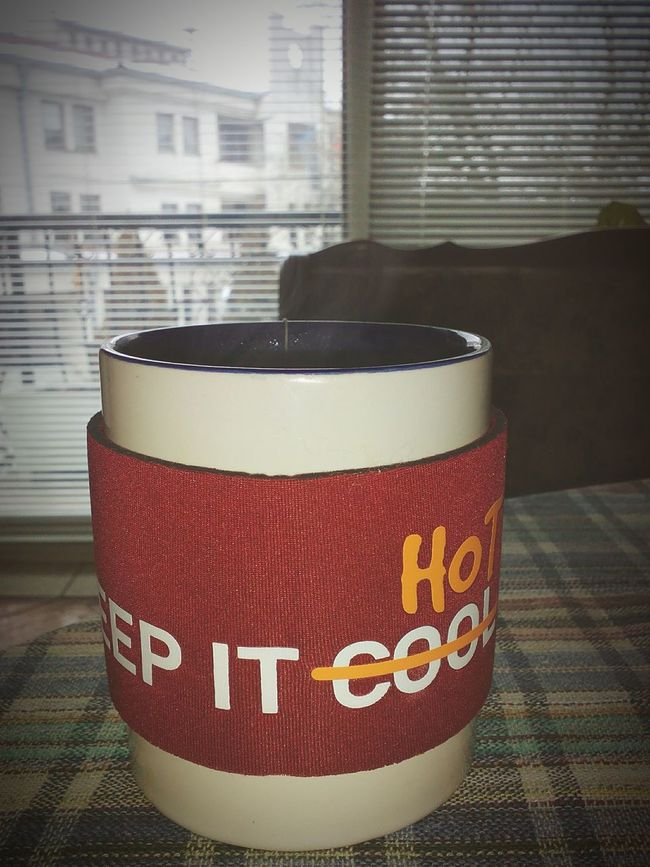 Keep It Hot Relaxing Cold Days