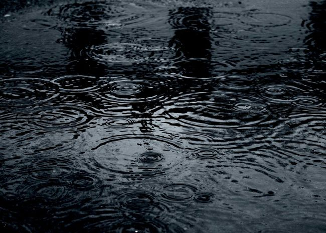 Rain, Sadness, Water, Nature, Road, City, Stormy Weather