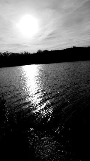 Sunset Maple Lake Chicago Photographer Lake Reflections