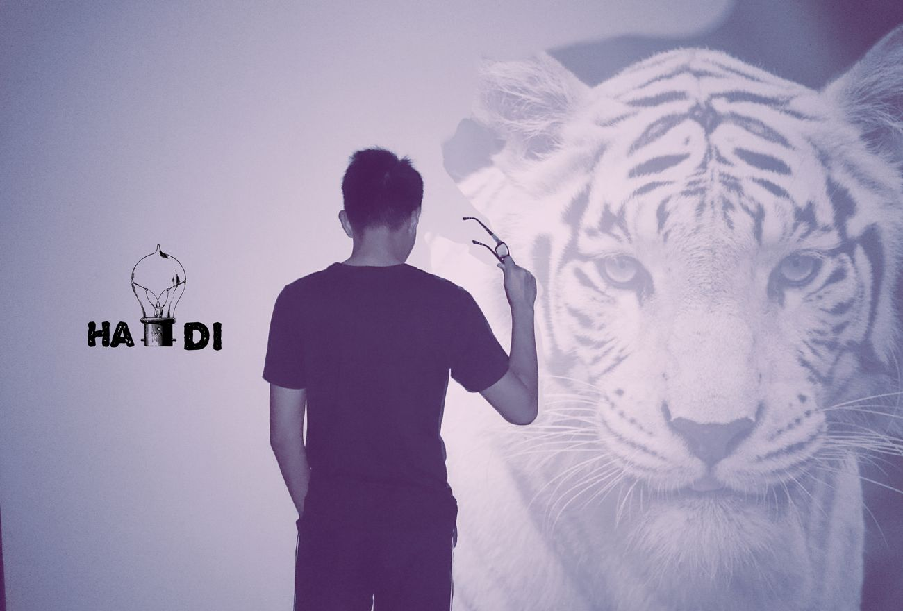 rarely spirit That's Me Tiger Menstyle Newmen