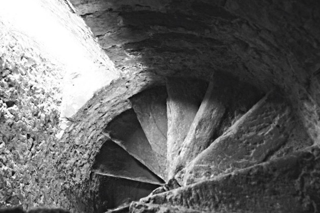 Built Structure Architecture Steps And Staircases Staircase History Stone Material Architectural Feature Ireland🍀 Travel Destinations Tourism Castle Medieval Tourist Old
