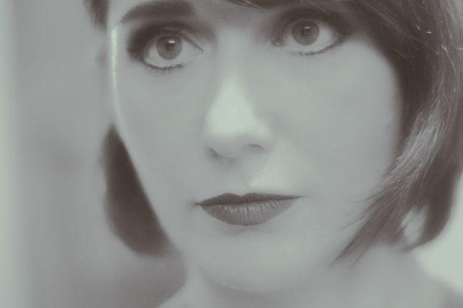 The Portraitist - 2016 EyeEm Awards Silent movie performance... Louise Brooks Monochrome Silent Film Self Portrait Cindy Sherman...inspiration